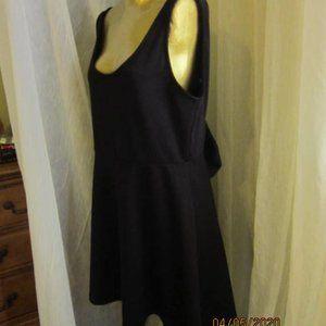 ULTRA FLIRT!>GREAT BLACK DRESS!